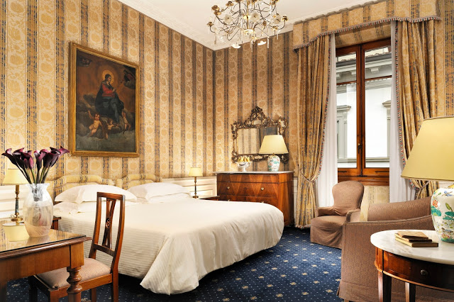 Hotel Helvetia & Bristol Florença