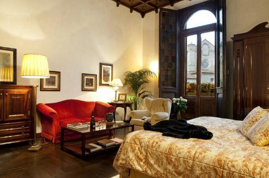 Grand Hotel Baglioni Florença, Hotel Florença